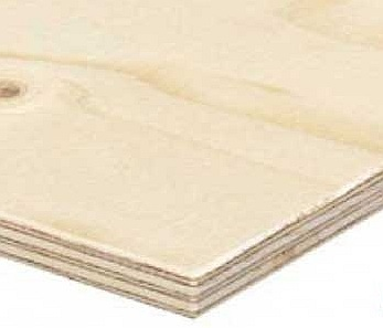 WISA Spruce 18 mm plywood